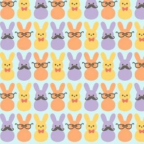 Marshmallow Bunnies for Boys