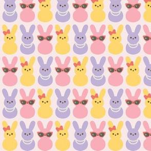 Marshmallow Bunnies for Girls