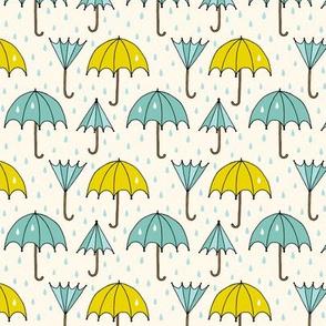 Umbrella on a rainy day (small)