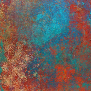 Rusted Blue(Large)