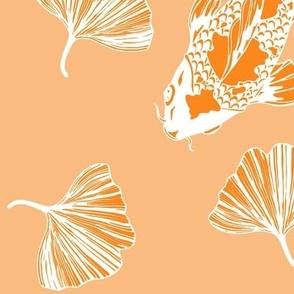 Tangerine Koi
