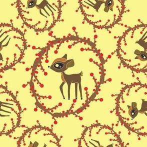 Berry Deer
