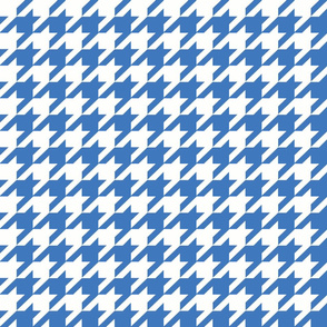 BlueHoundstooth