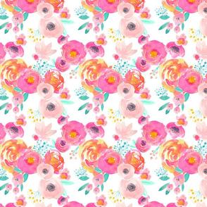 INDY BLOOM BLUSH Florals White_C