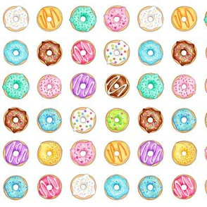 Donuts - 1 inch
