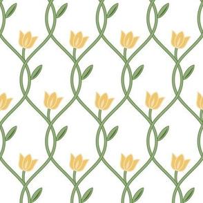 Flowerlines_yellow