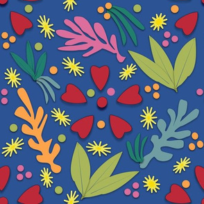 Tribute to Matisse +