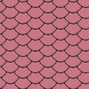 Scales Pink Mauve