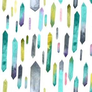 Magic Rain by Friztin
