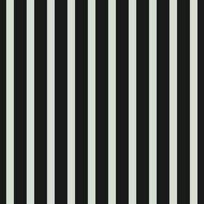 Stripes -Grey, Pale Seaspray