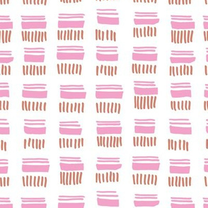 Miami beach summer series fries before guys abstract food pattern