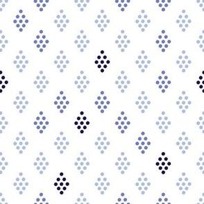 EYELETS | White Monochrome