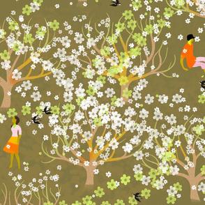 Cherrytrees Green