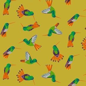 hummingbird scatter [yarrow]