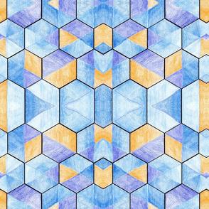 Too Late Hexagons