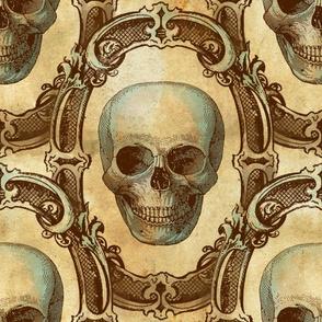 Victorian Skulls