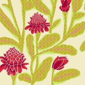 torch ginger bloom [mellow]