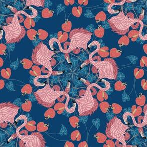 flamingo_mandala_blue