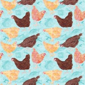 Memphis Chicken Coop