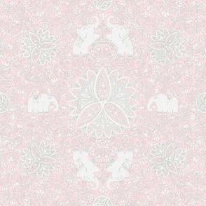 Snowdrop_Saree_peach-grey medium