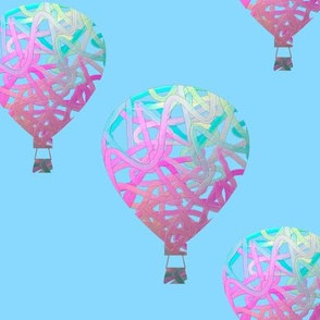 Sky balloons light by Su_G_©SuSchaefer