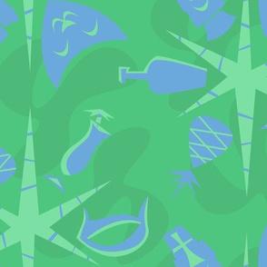 Ke'Si Island (Green)