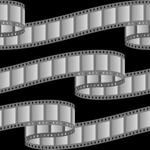 06284999 : film ribbon : dark projection room