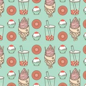 kawaii desserts
