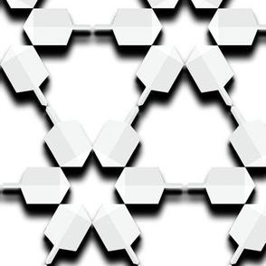 Dreidel Cutouts