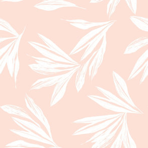 Kona Floral - Peach