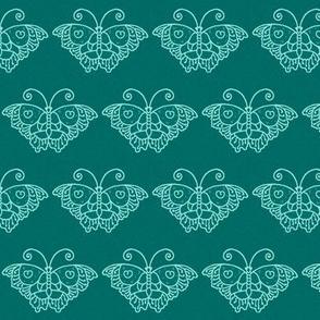 Butterfly - bluegreen-173