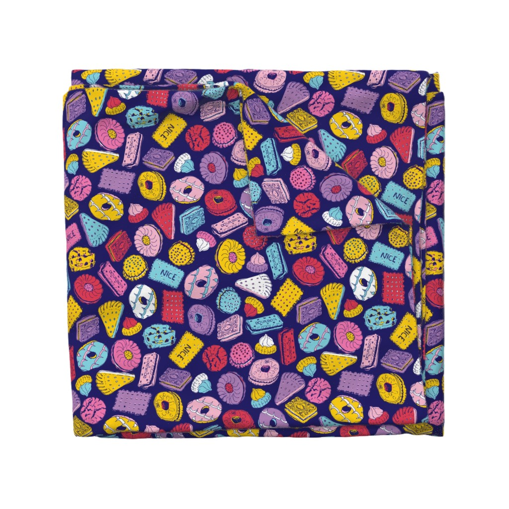 Wyandotte Duvet Cover featuring Biscuit Crazy by kay_whittaker_designs
