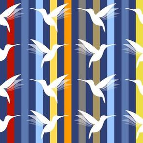 busy little hummingbirds #04