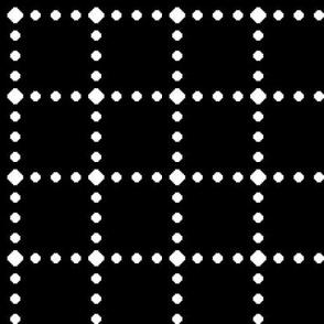 Pixel Dot grid