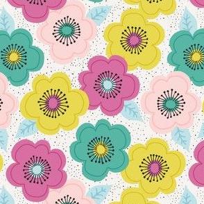 Shine Bright Floral
