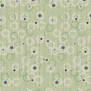 © 2011 Circle stripe 2 - Sage