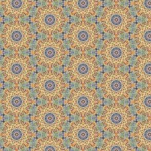 Spanish Tiles Intertwined