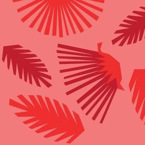 Papercut_Daisies_Rose