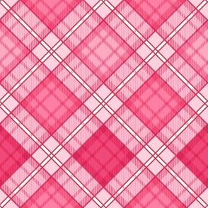 Sugar Heart Plaid