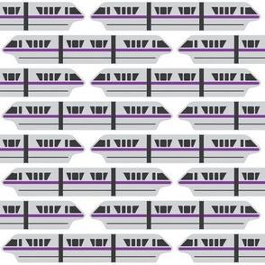 Monorail - Violet