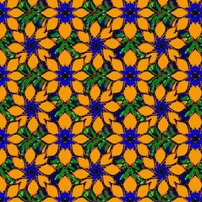 Enid  stencil pattern