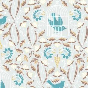 Baroque Birds
