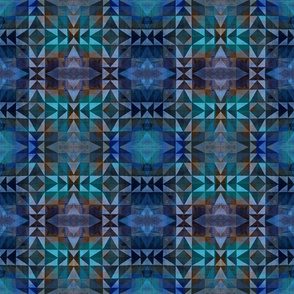 GEO-Q Lazuli-Dark Lapis