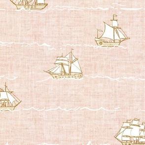 Fable Fleet (blush linen)