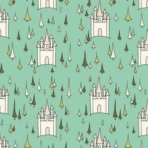 Castle Whimsy // by Sweet Melody Designs