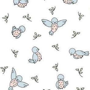 Little Bird // by Sweet Melody Designs