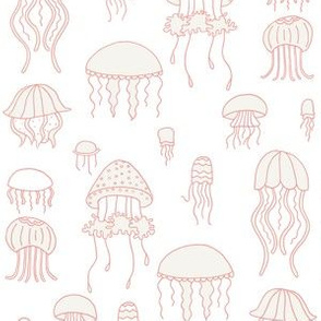 Jellyfish Bloom // by Sweet Melody Designs