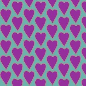 Small_purple_heart_BLUEGREEN