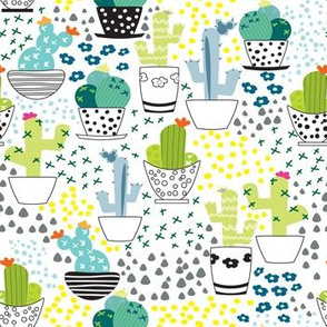 Quirky Little Cacti #10