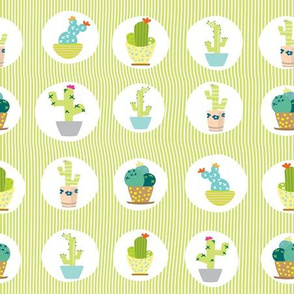 Quirky Little Cacti #18